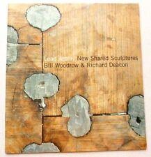 Bill Woodrow and Richard Deacon - New shared sculptures ART EXHIBITION CATALOGUE