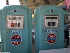 "Original Disney Cars Gas Pump - Gas ""Gauge"" Prop"