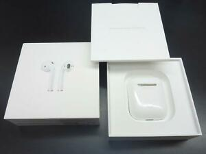 APPLE original AirPods Ladecase Ladestation MMEF2ZM Charging Case in OVP