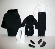 MATTEL BARBIE KEN GONE WITH THE WIND CLOTHES OUTFIT COMPLETE NEW FROM BOX