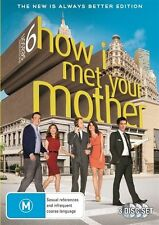How I Met Your Mother : Season 6 (DVD, 2011, 3-Disc Set)