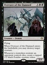 OVERSEER OF THE DAMNED NM mtg Archenemy Nicol Bolas Black - Demon Rare