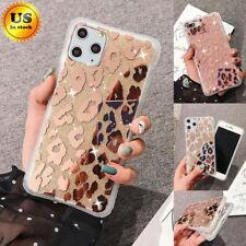 Glitter Case For iPhone 12 11 PRO MAX XR 8 Plus Bling Girls Women Hard Case Cove