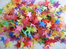 Beautiful Wedding Tissue Paper Stars MANY COLOURS Throwing Party Confetti BIO