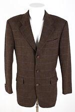 HUGO BOSS Sakko Gr. 94 ( S, Schlank) Wolle - Kaschmir Anzugsakko Jacket