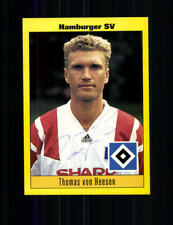 Thomas von Heesen Hamburger SV Panini Sammelbild 1994 Original + A 208885