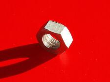 DELLORTO (NOS) UA19S Carb Cable Adjuster Nut Rupp Minibike Indian Minarelli 50