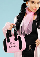 1950s Grease Pink Ladies Handbag