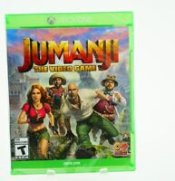 Jumanji The Video Game: Xbox One [Brand New]