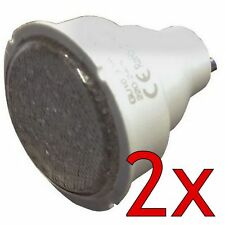 Bombillas de interior estándar de color principal blanco casquillo GU10