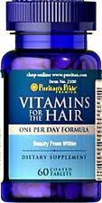 #1 RANKED HAIR REGROWTH *MEN & WOMEN HAIR LOSS* THINNING THICKER TREATMENT PILLS