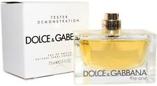 D&G The One 2.5 oz EDP Spray for Women by Dolce & Gabbana - New&Unbox