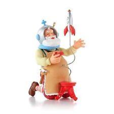 Hallmark Series Ornament Toymaker Santa #14 2013 Astronaut New