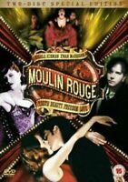Moulin Rouge -Two-Disc Set (DVD 2004) Ewan McGregor