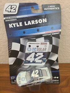 2018 Wave 8 Kyle Larson DC Solar 1/64 NASCAR Authentics Diecast MIP