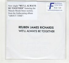 (HE48) Reuben James Richards, We'll Always Be Together - DJ CD