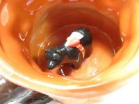 American Legacy Southwest Collection 3D Bear Inside Fetish Mug 2006