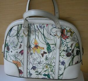 Gucci  Floral  Hand Bag-Limited Edition