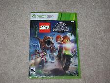 LEGO JURASSIC WORLD...XBOX 360...***SEALED***BRAND NEW***!!!!!