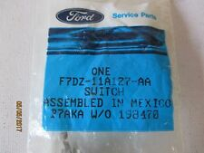 FORD OEM-Hazard Warning Switch 2L2Z11A127AA-F7DZ-11A127-AA - FREE SHIPPING