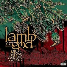 SEALED Ashes of the Wake [PA] by Lamb of God (CD, Aug-2004, Epic) MINT UNOPENED