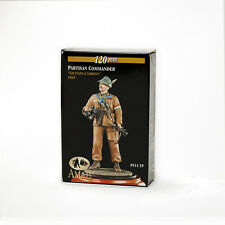 Maquisard Italien, WW2 - Figurine resine Amati 120 mm Réf. 8511/19