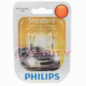 Philips Indicator Light Bulb for Oldsmobile 98 Achieva Alero Custom Cruiser sd