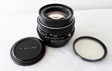 ASAHI PENTAX SMC PENTAX-M 50mm F1 FAST lens fits PENTAX K (PK) mount EXCELLENT!!