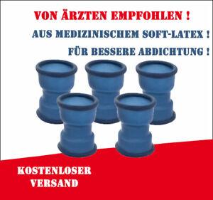 5 x Schleuse Groß (Blau) für Penimaster Pro