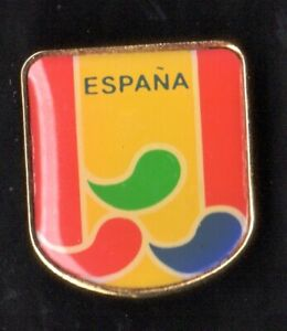 PARALYMPIC GAMES. NOC  PIN. SPAIN