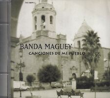 Banda Maguey Canciones De Mi Peublo CD USED LIKE NEW