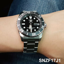 SEIKO 5 SNZF17J1 Sports Automatic Men's Watch Stainless Steel 42mm MADE IN JAPAN