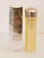 New Shiseido Benefiance WrinkleResist24 Balancing Softener Enriched 5 oz