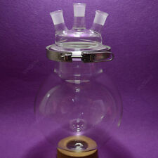 Separately round bottom flask,24/29,50000ML,three necks Reactor Flask