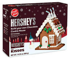 Hershey's Build Your Own House Chocolate Cookie Kit 14.25 oz