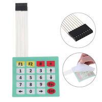 4x5 Matrix Array 20 Key Membrane Switch Keypad Keyboard Keys for arduino HF