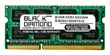 4GB BLACK DIAMOND for Compaq Pavilion dv4 dv4-2104tu dv4-2110tx dv4-2153cl