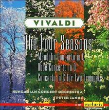 Vivaldi: The Four Seasons; Mandolin Concerto in C; Oboe Concerto in D; Concerto