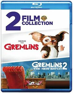 Gremlins / Gremlins 2 Blu ray RB