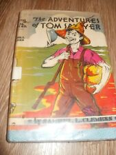 THE ADVENTURES OF TOM SAWYER Samuel Clemens 1st Edition 1952 Mark Twain First