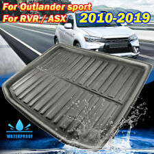 For Mitsubishi ASX 2010-2019 Boot Cargo Liner Tray Rear Trunk Mat Floor Carpet