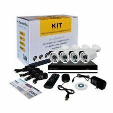 Ch Ahd Cctv Dvr Cheap Home Surveillance Security System, Nib