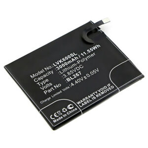 Batterie pour Lenovo BL267 3000mAh