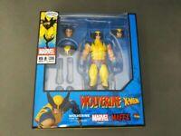 Medicom Toy MAFEX WOLVERINE COMIC Ver. Action Figure Marvel X-MEN JP