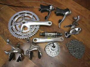 SHIMANO 105 3 x 9 SPEED TRIPLE 170L GROUP GRUPPO COMPLETE BUILD KIT