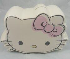 Hallmark Hello Kitty Grande Cerámica Hucha Alcancía Hucha NUEVO