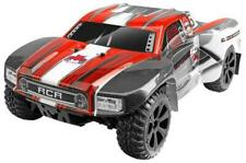 REDCAT RACING-BLACKOUT SC 1/10SCALE ELECTRIC SHORT COURSE TRUCK RTR,RED RER07115