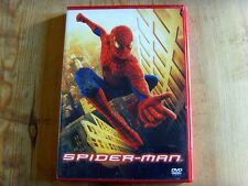 Como new DVD de la film SPIDER-MAN - Item For Collectors