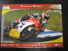 Team Road Racing Denmark Yamaha R6 Dunlop Cup 2007 #46 Thomas Rebien (DEN)