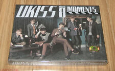 UKISS Moments 8TH MINI ALBUM Mysterious Lady K-POP CD + POSTCARD SET SEALED